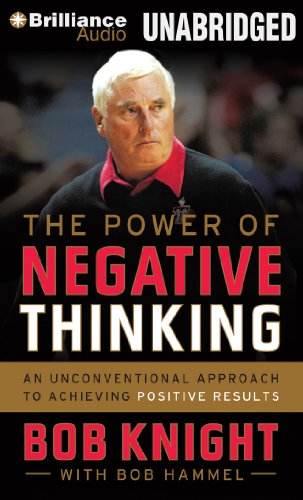The Power of Negative Thinking: An Unconventional Approach to Achieving Positive Results (Power Of Positive Thinking On Cd compare prices)