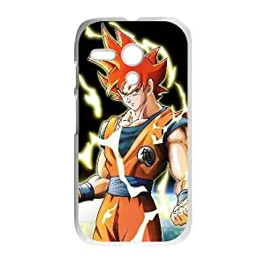 Goku Dragon Ball Z Battle Of Gods Anime Motorola G Cell Phone Case White TPU Case wyc7ni-1105407