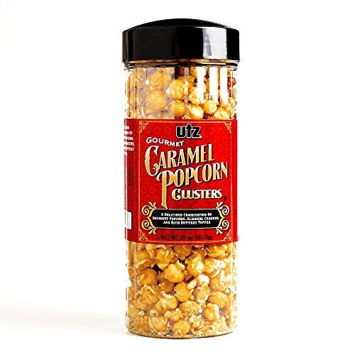 Utz Caramel Clusters Popcorn 20 oz each (2 Items Per ()