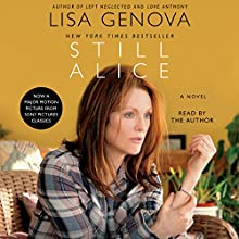 Still Alice Audiobook by Lisa Genova Narrated by Lisa Genova