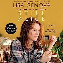 Still Alice Audiobook by Lisa Genova Narrated by Lisa Genova