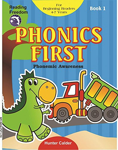 Phonics First Book - 1
