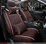 Gallop Universal Car Seat Covers XPE Leather Car Seat Cus...