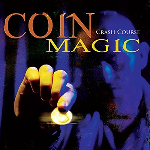 Magic Makers Coin Magic Crash Course Instructional Magic DVD with Magician Kris Nevling by Coin Tricks, Effects by Magic Makers