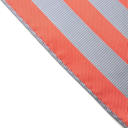 PenSee - Mouchoir -  Homme Red & Grey
