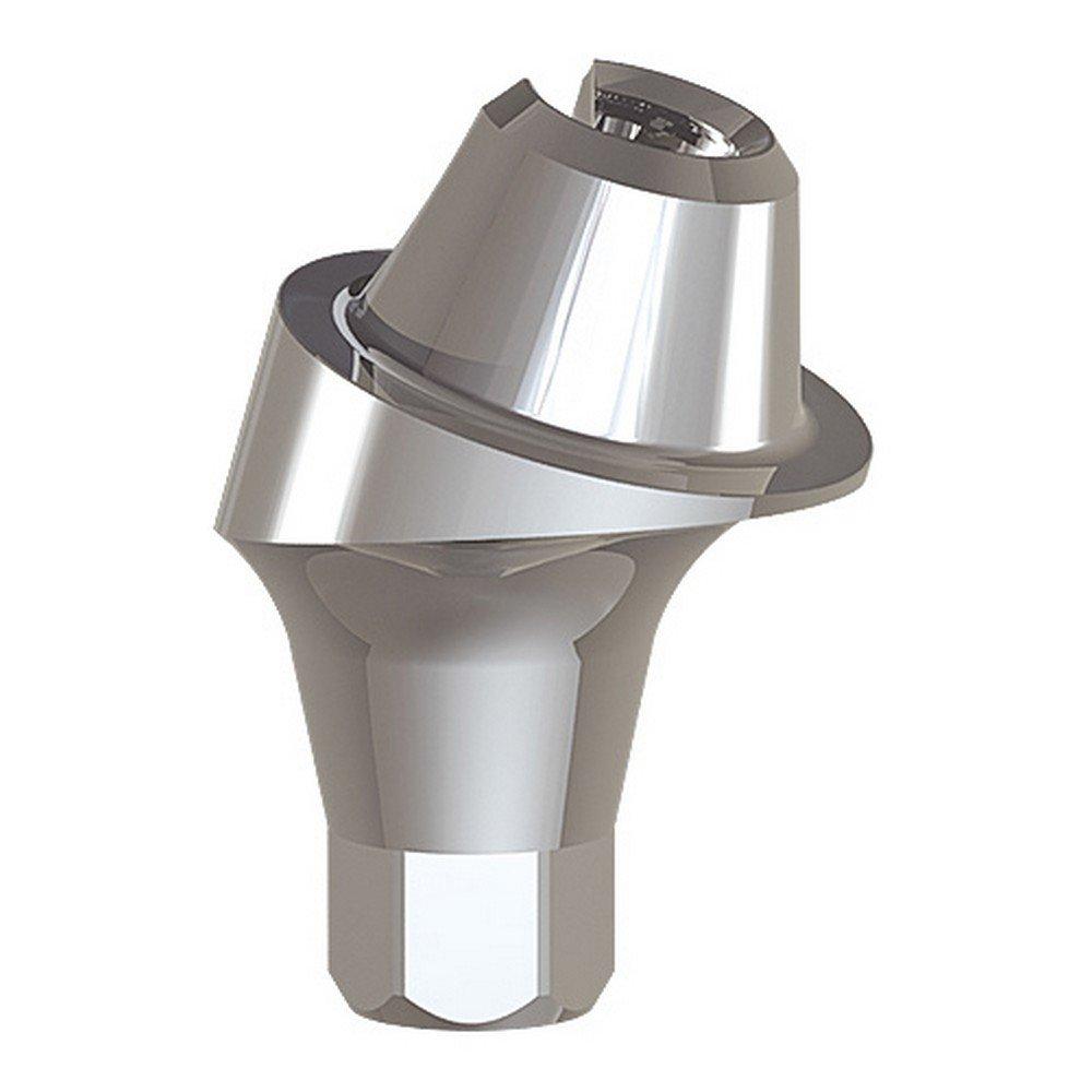 Paltop 42-72017 Conical Multi Unit Angulated Abutment Ti, 17 Degree