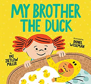 Book Cover: My Brother the Duck: