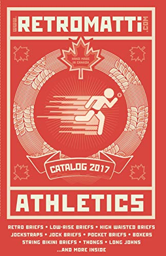 retromatti athletics catalog 2017