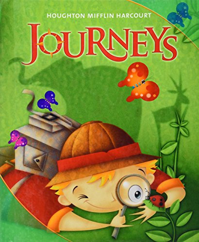 Journeys: Student Edition Volume 3 Grade 1 2011