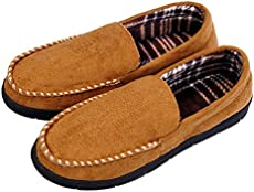 8fa53f50e35c MIXIN Men s Comfortable Flats Indoor and Outdoor Loafers…