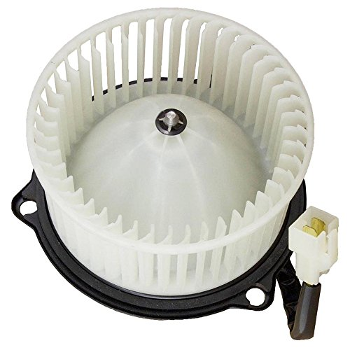 Hexautoparts Heater A/C AC Blower Motor w/Fan Cage for Dodge Ram 1500 2500 3500 Truck Jeep Grand Cherokee
