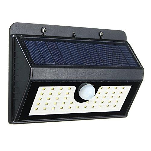 Chao Liang Luci Solari Lampada Da Parete A Led Per Illuminazione Di Emergenza Da Esterno A Led A Luce Solare Impermeabile Con Sensore Di Movimento Pir A Led