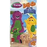 Barney Lets Go to the Beach
