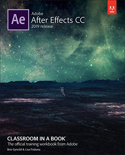 Adobe After Effects CC Classroom in a Book (2019 -