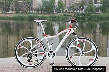 """Yoli® 21 velocidades, 26 """", aleación de aluminio, para bicicleta de"""
