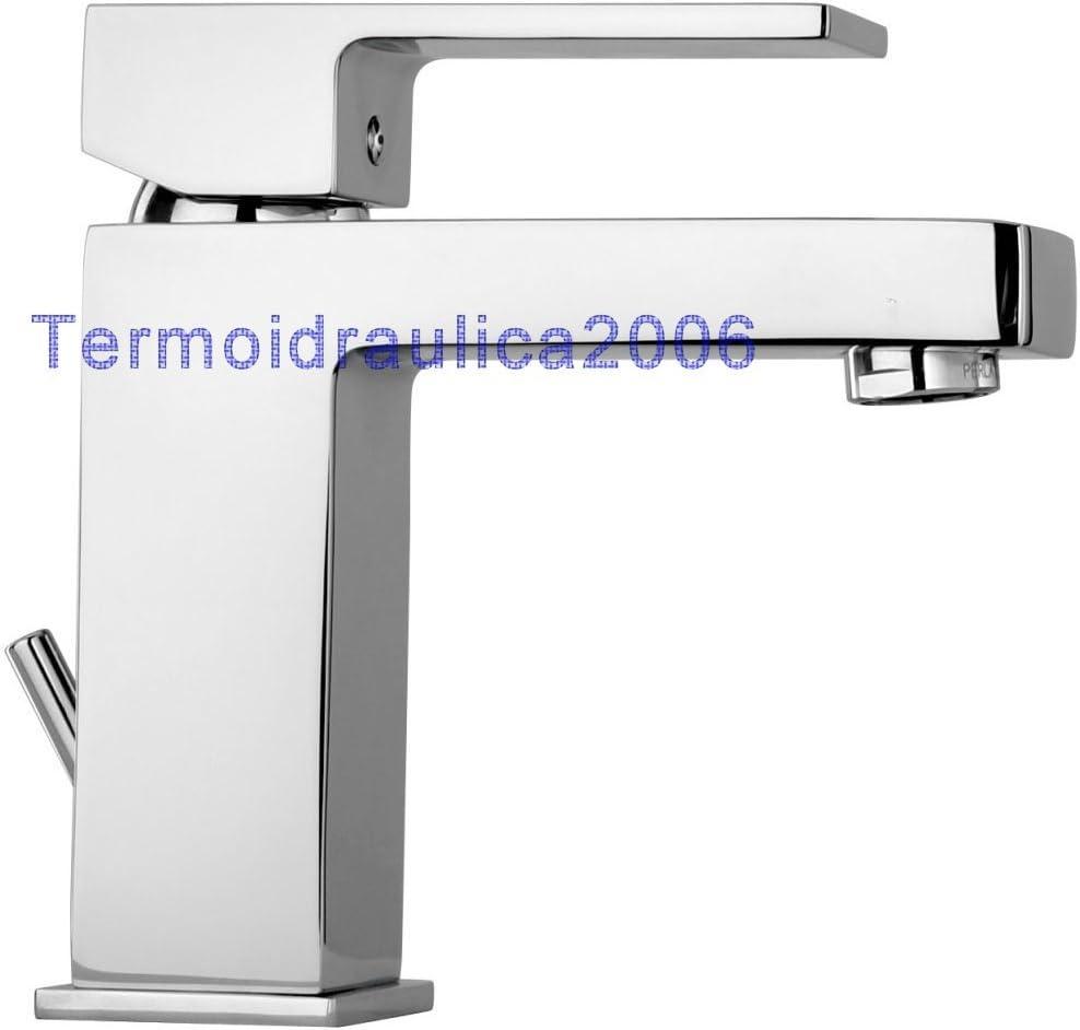 """scarico automatico 1/""""1//4 PAINI DAX 84CR211R Miscelatore monoforo lavabo"""