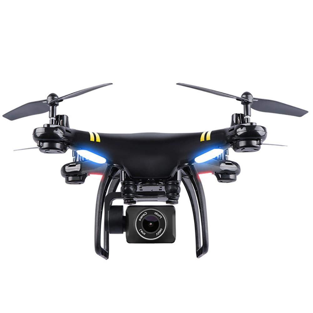 Barato Jannyshop 5G WiFi FPV Drone 5.0MP HD 110 Grados Cámara Gran Angular 1080P 4GHz 6 Ejes Gyro RC Quadcopter Negro