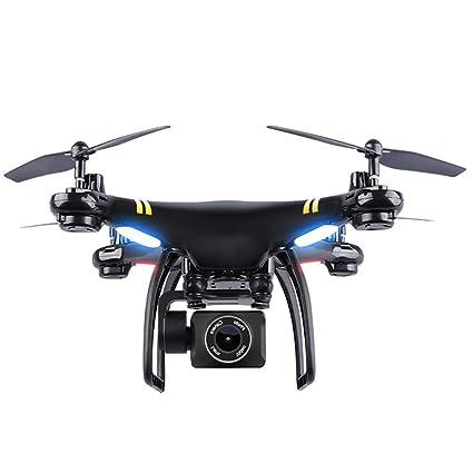 Dron FPV de 5 Mpx, HD, cámara gran angular de 110 grados, duración ...
