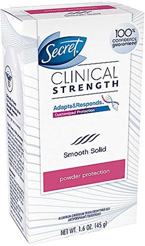 Secret Clinical Strength Anti-Perspirant Deodorant Advanc...