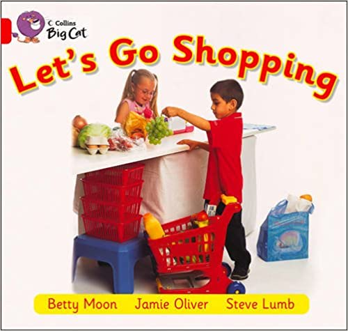 Let's Go Shopping (Collins Big Cat)