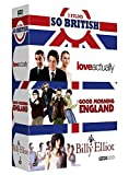Coffret So British - Good Morning England + Love Actually + Billy Elliot