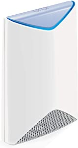 NETGEAR Orbi Pro Tri-Band WiFi Router for Business with 3Gbps speed (SRR60) | 1 router covers up to 2,500 sq. ft. | Expandable as your business grows | Insight Cloud Management