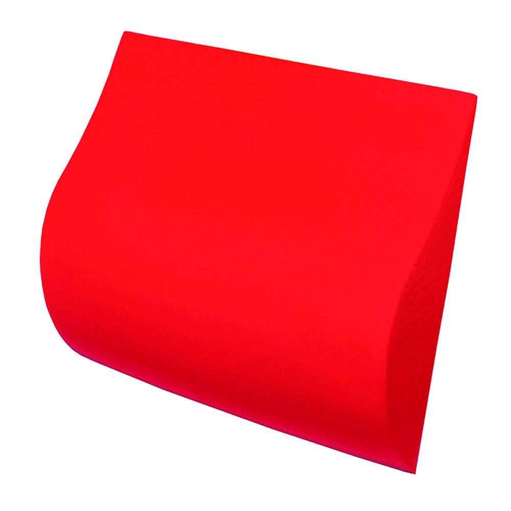 Sitty® Protect Basic Lumbalkissen 33 x 28 x 5:1 cm gelb