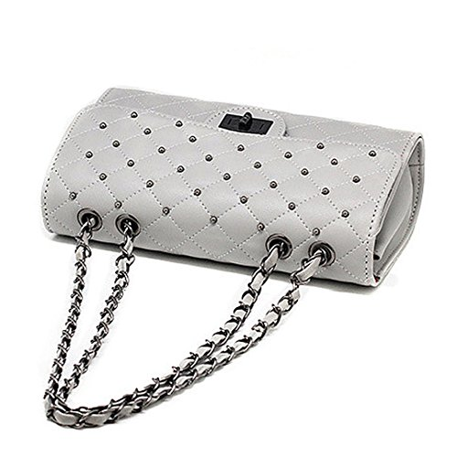 Mini Purse Crossbody Light Bag Women Candice Bag Bag Chain Fashion Grey Crossbody Bag Shoulder Handbag Evening F6fq56zn