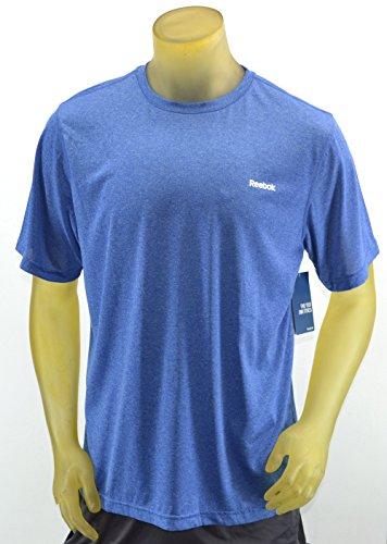 Men's Reebok Performance Reflective T-Shirt Short Sleeve ...