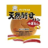 Day plus natural yeast bread Ogura bean paste one X12 pieces