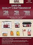GRK CAL14134HPPH Caliburn-PH HandyPak 1/4 by