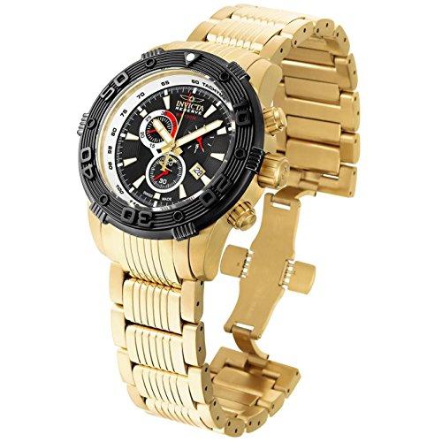 invicta-mens-reserve-gold-tone-steel-bracelet-case-swiss-quartz-black-dial-analog-watch-19592