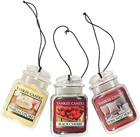 Yankee Candle Car Jar Ultimate Hanging Air Freshener
