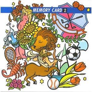 - Janome Memory card Design Series #2 card