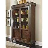 Liberty Furniture Industries 589-CH5278 Rustic Tradition Dining Display Cabinet For Sale