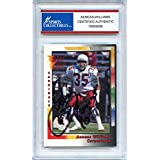 Aeneas Williams Autographed Signed 1992 AAA Sports Trading Card - Certified Authentic