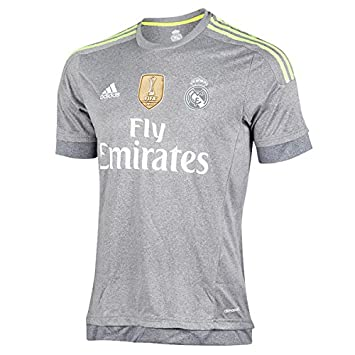 6280cec85be adidas Children s Football Jersey Real Madrid Away Replica Player ...