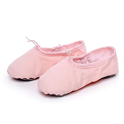 HCCY Zapatos de Baile Zapatos de Ballet para Adultos ...