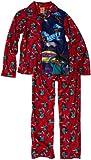 Komar Kids Big Boys' Phineas Coat Style Pajama