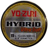 Cheap Yo-Zuri Hybrid Ultra Soft 600-Yard Fishing Line, Clear, 12-Pound