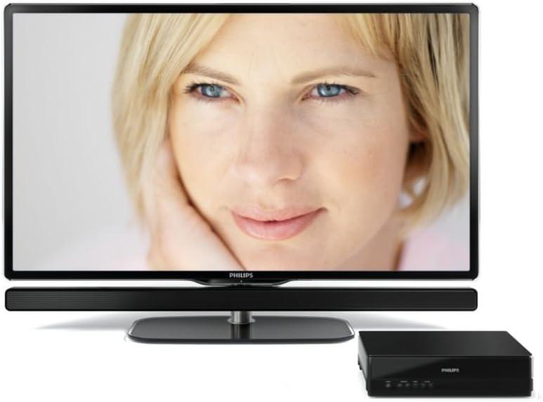 Philips 42 PFE S001H- Televisión HD, Pantalla LCD 42 pulgadas ...