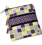 Glove It Women's 19th Hole 3-Zip Bag