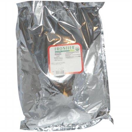 Frontier Organic Dandelion Flakes Pound