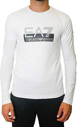 Emporio Armani - Camiseta para Hombre Art 6GPT64 PJ03Z 1100, Color Foto, Medida a Elegir Foto XXS: Amazon.es: Ropa y accesorios
