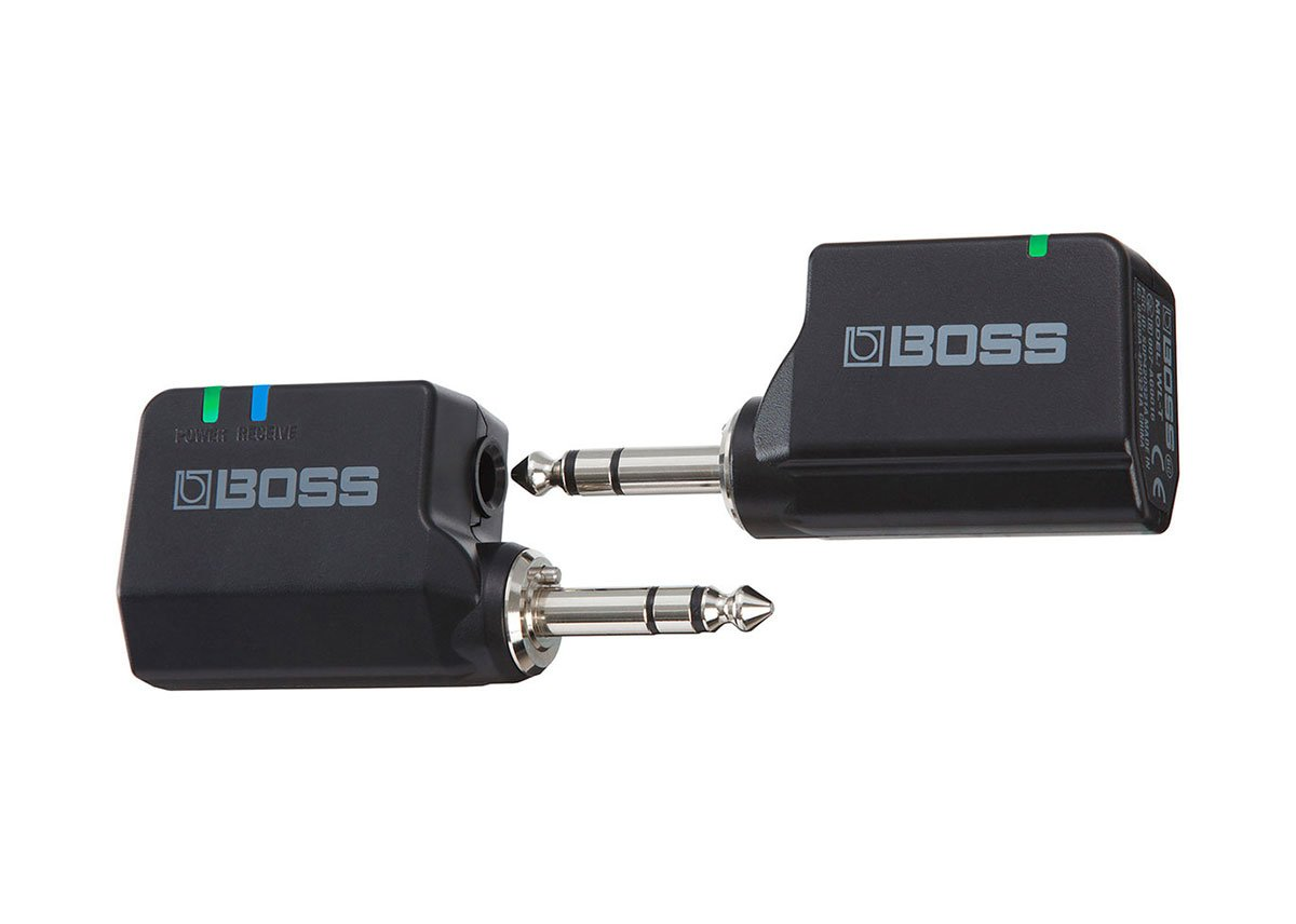 Boss WL-20 Digital Wireless Guitar System with Cable Tone Simulation