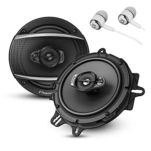 Mitsubishi Car Speakers - Pioneer A Series 6.5