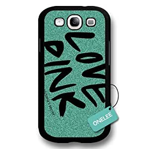 Love Pink For SamSung Galaxy S5 Mini Case Cover Love Pink For SamSung Galaxy S5 Mini Case Cover Love Pink s - Black 1