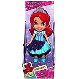 "Disney Princess Poseable Ariel Little Mermaid Sparkle Collection Mini Toddler Doll 3"""