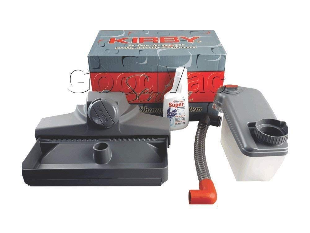Kirby Vacuum Shampooer - Complete Kirby Carpet Shampoo System for all Kirby Models from G3 to Avalir 2