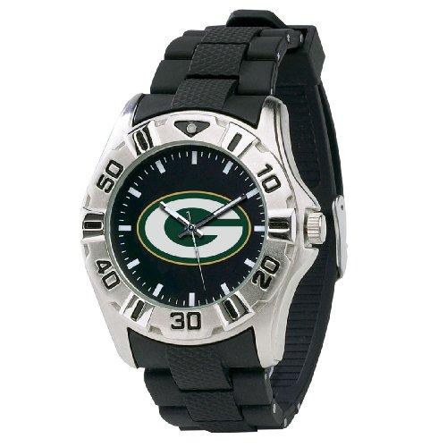NFL Men's NFL-MVP-GB Series Green Bay Packers Watch